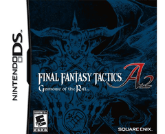 Final Fantasy Tactics A2: Grimoire of the Rift DS