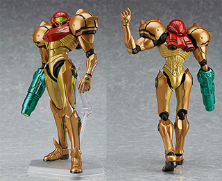 Metroid Prime 3: Corruption: Samus Aran Figma Action Figure
