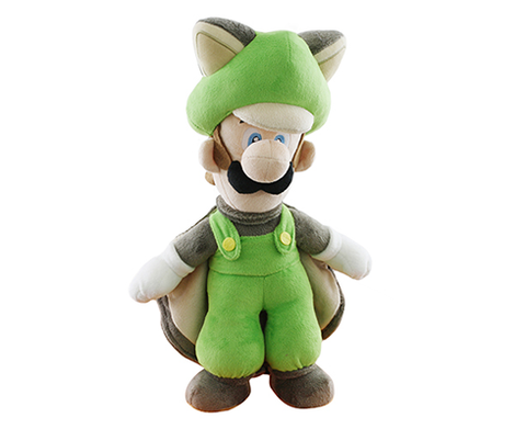 Plush Flying Squirrel Luigi 38cm