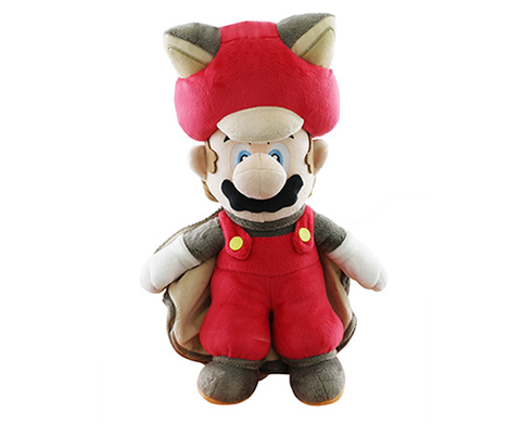 Plush Flying Squirrel Mario 38cm