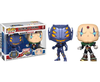 Funko Pop Games: GAMERVERSE Marvel vs Capcom - Ultron Vs  Sigma Collectible Figure