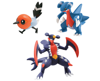 Pokemon XY  3 Pack TOMY en internet