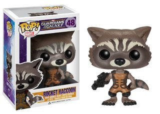 Funko Pop! Guardians of the Galaxy - Rocket Raccoon