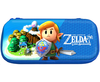 Nintendo Switch Legend of Zelda: Link's Awakening Edition Hard Pouch by HORI - Licensed by Nintendo