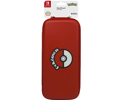 HORI Nintendo Switch Poke Ball Tough Pouch Officially Licensed By Nintendo & Pokemon - Nintendo Switch - comprar online