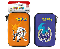 Hard Pouch Pokemon Moon & Sun