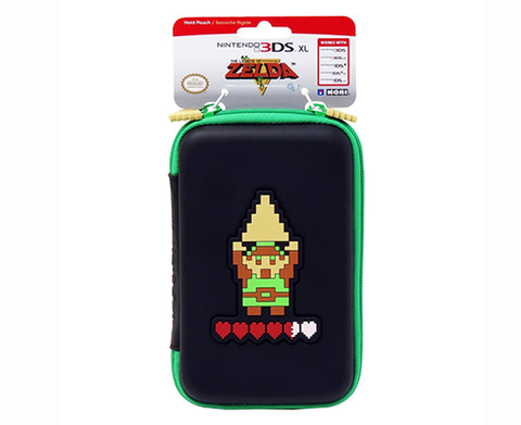 Estuche OFICIAL Hard Pouch Retro LINK - The Legend of Zelda