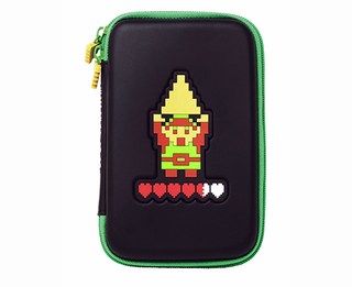 Estuche OFICIAL Hard Pouch Retro LINK - The Legend of Zelda - comprar online