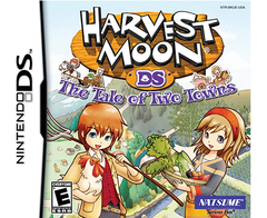 Harvest Moon: The Tale of Two Towns - Nintendo DS