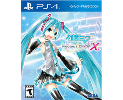 Hatsune Miku -Project DIVA- X  - PS4 - INCLUYE POUCH de REGALO!