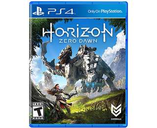 Horizon Zero Dawn - PS4 - comprar online