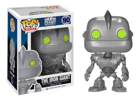 Funko Pop! The Iron Giant