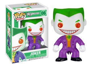 Funko Pop! DC Heroes - Joker
