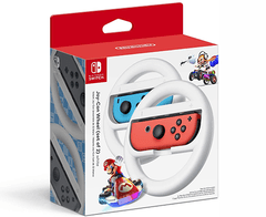 Nintendo Joy-Con Wheel (Set of 2) - White - Switch