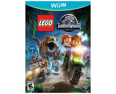 Lego Jurassic World Wii U Comprar En Hadriatica