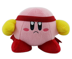 Plush Kirby Fighter 16cm