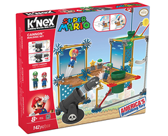 KNEX BUILDING SET - Cannon