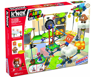KNEX BUILDING SET - Flying Cloud
