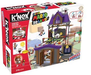 KNEX BUILDING SET - Ghost House