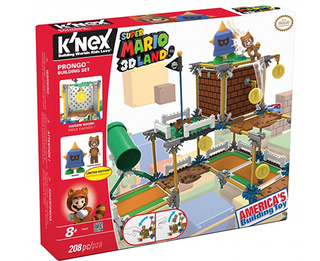 KNEX BUILDING SET - Prongo