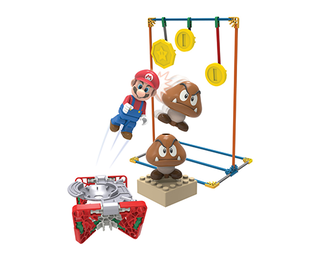 KNEX BUILDING SET - Stacked Goombas - Super Mario 3D Land en internet