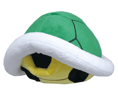 Plush Koopa Green Shell BIG Pillow