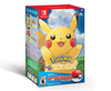 Pokémon: Let's Go, Pikachu! + Poké Ball Plus Pack Pokeball Bundle
