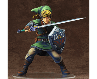 The Legend of Zelda: Skyward Sword – 1/7th Scale Link - GOOD SMILE COMPANY