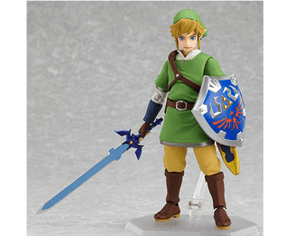 Good Smile The Legend of Zelda: Skyward Sword Link Figma Action Figure en internet