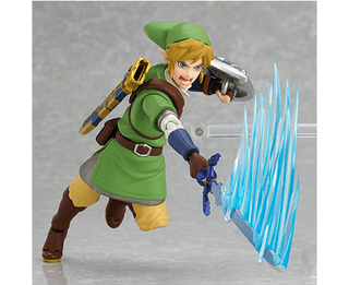 Good Smile The Legend of Zelda: Skyward Sword Link Figma Action Figure - comprar online