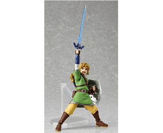 Good Smile The Legend of Zelda: Skyward Sword Link Figma Action Figure - tienda online