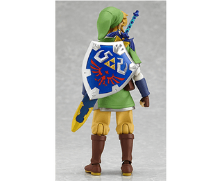 Imagen de Good Smile The Legend of Zelda: Skyward Sword Link Figma Action Figure