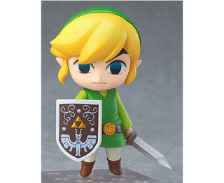 Good Smile The Legend of Zelda: Wind Waker Link Nendoroid Action Figure - comprar online
