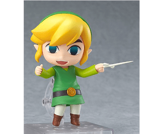 Good Smile The Legend of Zelda: Wind Waker Link Nendoroid Action Figure - hadriatica