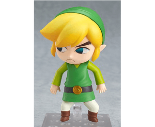 Imagen de Good Smile The Legend of Zelda: Wind Waker Link Nendoroid Action Figure