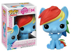Funko Pop! My Little Pony - Rainbow Dash