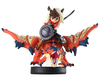 Amiibo Monster Hunter Stories - One-Eyed Rathalos and Rider (Male)