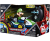 World of Nintendo Super Mario Kart 8 Luigi Anti-Gravity Mini RC Racer 2.4Ghz