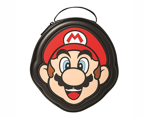 Estuche Mario Zip Case compatible con 3DS / 3DS XL / 2DS