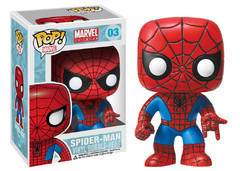 Funko Pop! Marvel Universe - Spider-Man