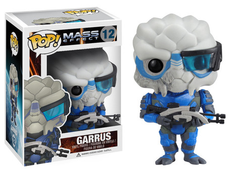 Funko Pop! Mass Effect - Garrus