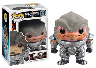 Funko Pop! Mass Effect - Grunt