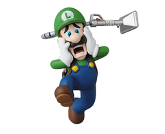 Figura Medicom - Luigi Mansion  - JAPON