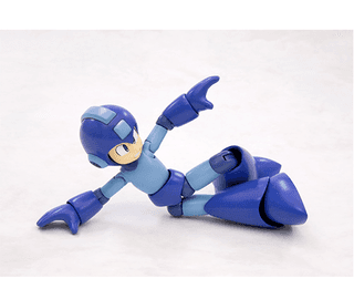 MEGAMAN - MEGA MAN 1/10 Scale Full Action Plastic Kit KOTOBUKIYA - hadriatica