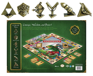 Monopoly: The Legend of Zelda - hadriatica