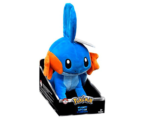 Plush Pokemon Trainer MUDKIP 21cm