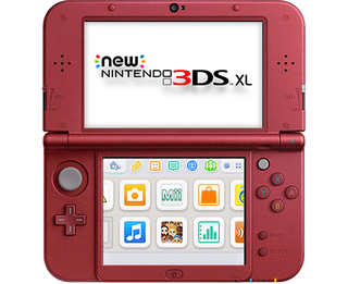 New 3DS XL  Nintendo