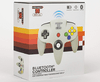 Retro-Bit 8Bitdo RB8 - N64 Wireless Bluetooth N64 Styled Controller for iOS, Android, PC, Mac, Linux