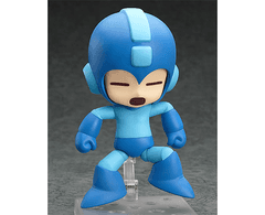 Good Smile Mega Man Nendoroid Action Figure - hadriatica