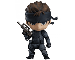METAL GEAR SOLID NENDOROID NO. 447: SOLID SNAKE